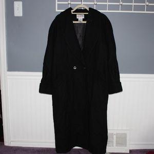 Ankle Length Pea Coat